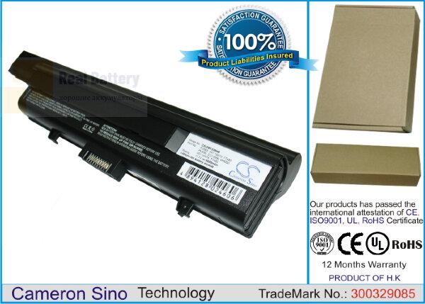 Аккумулятор CS-DM1330HB для DELL Inspiron 1318  11,1V 6600mAh Li-ion