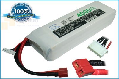 Аккумулятор CS-LP4004C35RT для RC CS-LP4004C35RT 14,8V 4000Ah Li-Polymer