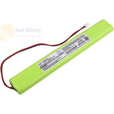 Аккумулятор CS-EMC003LS для Lithonia BBAT0043A 9,6V 1800Ah Ni-MH