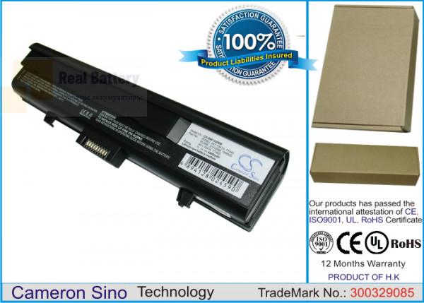 Аккумулятор CS-DM1330NB для DELL Inspiron 1318  11,1V 4400mAh Li-ion