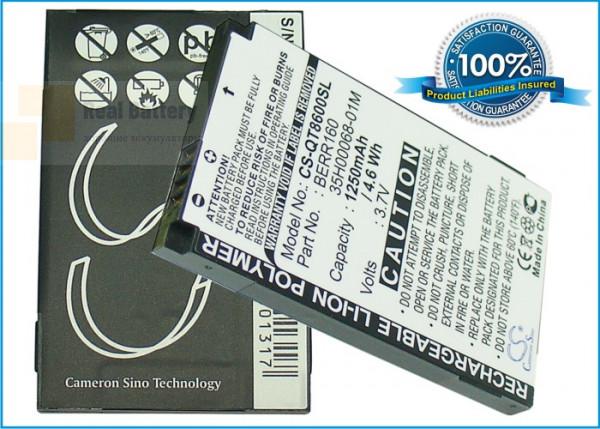 Аккумулятор CS-QT8600SL для Swisscom XPA v1405 3,7V 1250Ah Li-Polymer