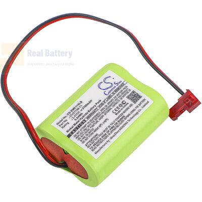 Аккумулятор CS-EMC115LS для Lithonia ELB2P401N 2,4V 2100Ah Ni-MH