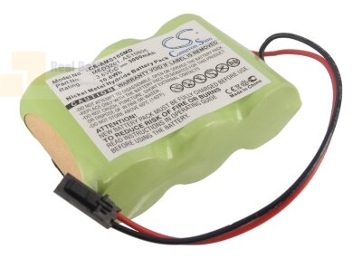Аккумулятор CS-AMS155MD для Alaris Medicalsystems 1550 MED SYSTEM 3 2860 Infusio 3,6V 3000Ah Ni-MH