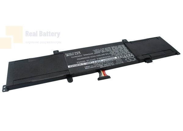 Аккумулятор CS-AUQ301NB для Asus Q301LA-BHI5T02  7,4V 5130mAh Li-Polymer
