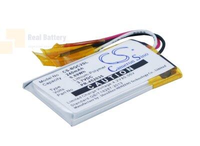 Аккумулятор CS-BQC2SL для Bose QC20 3,7V 240Ah Li-Polymer