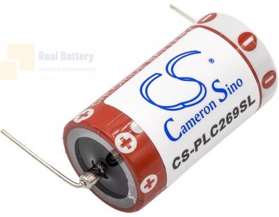Аккумулятор CS-PLC269SL для Toshiba ER17330V 3,6V 1600Ah Li-SOCl2