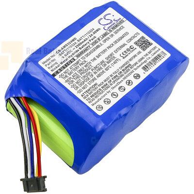Аккумулятор CS-AMS324MD для Alaris Medicalsystems Asena Syringe Pump GP 9,6V 2500Ah Ni-MH