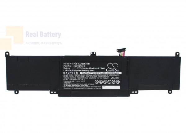 Аккумулятор CS-AUQ302NB для Asus Q302L  11,3V 4400mAh Li-Polymer
