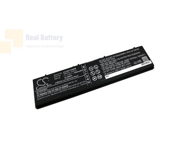 Аккумулятор CS-DE7450NB для DELL Latitude  E7440 Touch  11,1V 3500mAh Li-ion