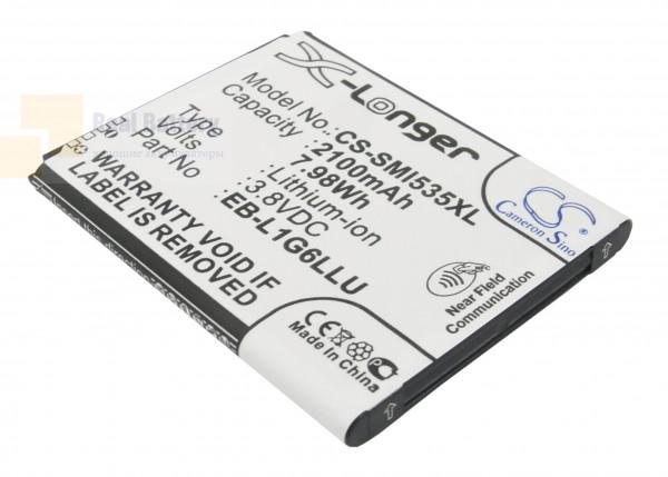 Аккумулятор CS-SMI535XL для Telstra Galaxy S 3 3,8V 2100Ah Li-ion