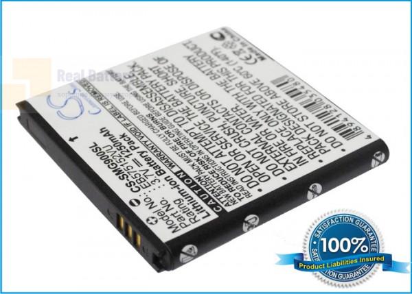 Аккумулятор CS-SMG900SL для T-Mobile Galaxy S 4G 3,7V 1250Ah Li-ion