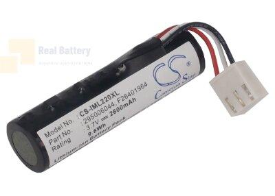 Аккумулятор CS-IML220XL для Ingenico Iwe280 3,7V 2600Ah Li-ion