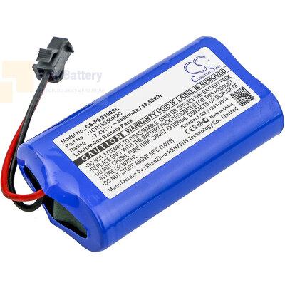 Аккумулятор CS-PES100SL для PEUGEOT ELIS 7,4V 2500Ah Li-ion