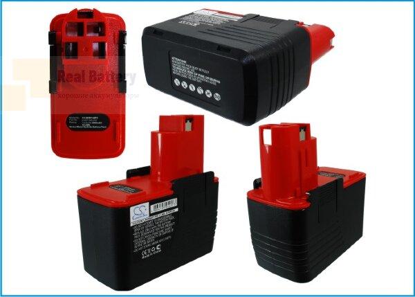 Аккумулятор для Bosch 2607335210 14,4V 3Ah Ni-MH CS-BSR144PX