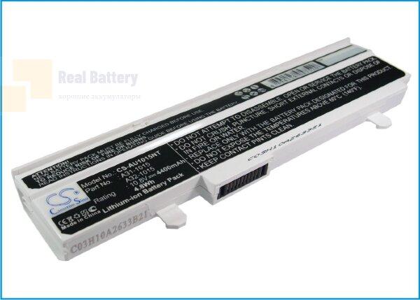 Аккумулятор CS-AU1015NT для Asus Eee PC 1015  10,8V 4400mAh Li-ion