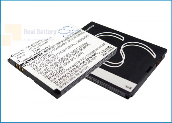 Аккумулятор CS-ZTU208SL для ZTE U208 3,7V 900Ah Li-ion
