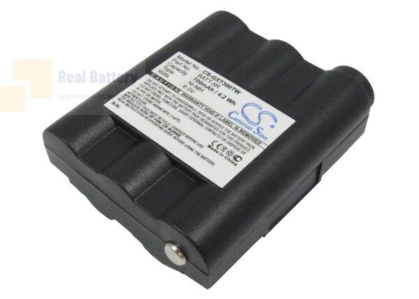 Аккумулятор CS-GXT300TW для Midland GXT1000 6V 700Ah Ni-MH