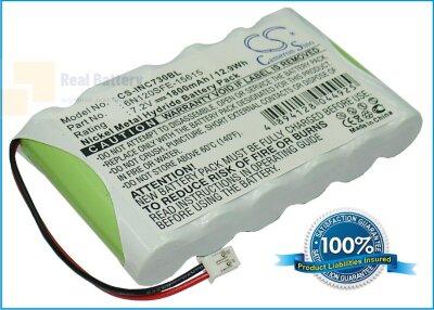Аккумулятор CS-INC730BL для Ingenico 730 7,2V 1800Ah Ni-MH