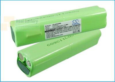 Аккумулятор CS-ARS320BL для Allflex PW320 9,6V 700Ah Ni-MH