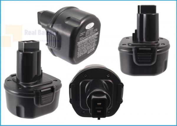 Аккумулятор для Dewalt 246536 9,6V 1,5Ah Ni-MH CS-DEW855PW