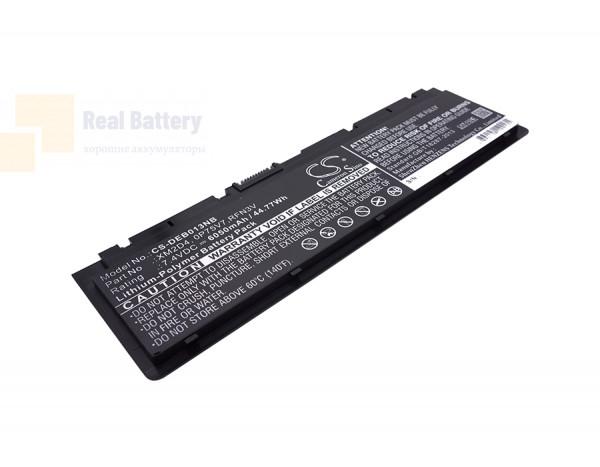 Аккумулятор CS-DEB013NB для DELL Blanco 2013 7,4V 6050mAh Li-Polymer