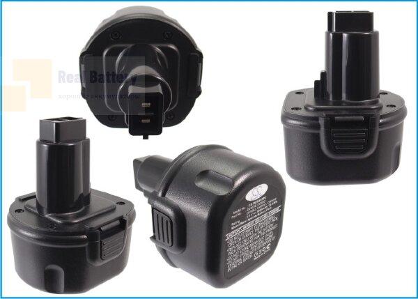 Аккумулятор для Dewalt 246536 9,6V 3Ah Ni-MH CS-DEW855PX