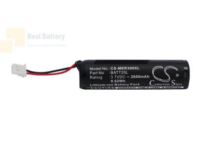 Аккумулятор CS-MER300XL для MIDLAND ER200 3,7V 2600Ah Li-ion