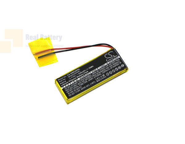 Аккумулятор CS-SRD300SL для Cardo Q1 3,7V 320Ah Li-Polymer