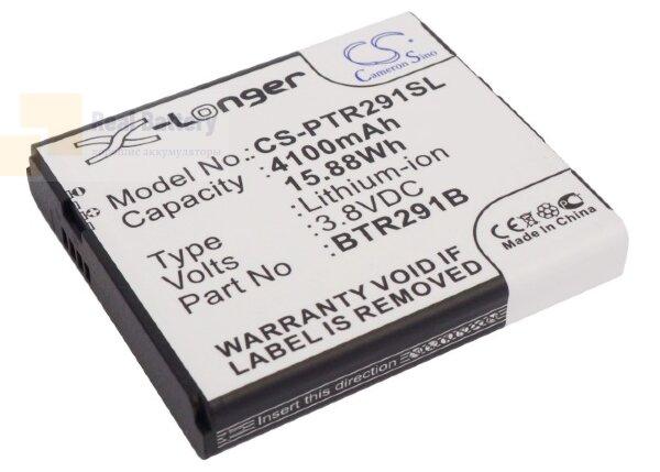 Аккумулятор CS-PTR291SL для Pantech 291LVW-7046 3,8V 4100Ah Li-ion