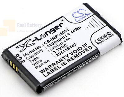 Аккумулятор CS-IMP350SL для Ingenico iMP350 3,7V 1200Ah Li-ion