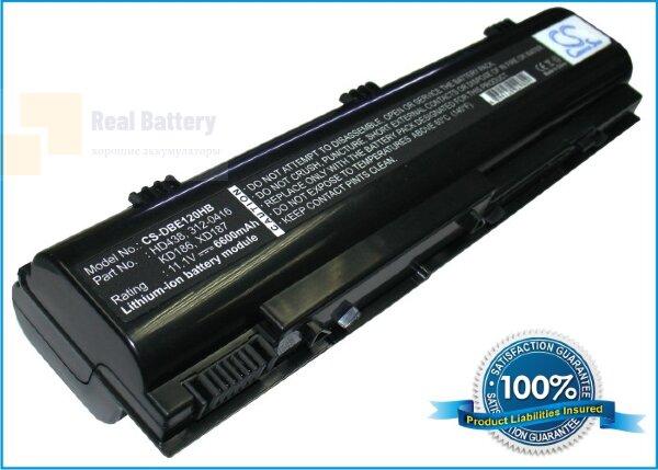 Аккумулятор CS-DBE120HB для DELL Inspiron 1300  11,1V 6600mAh Li-ion