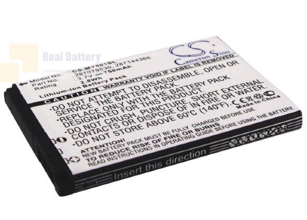 Аккумулятор CS-MY501SL для Vodafone 226 3,7V 750Ah Li-ion