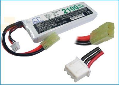 Аккумулятор CS-LP2102C30R6 для RC CS-LP2102C30R6 7,4V 2100Ah Li-Polymer
