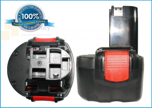 Аккумулятор для Bosch 32609 9,6V 1,5Ah Ni-MH CS-BST100PW