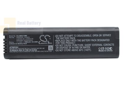 Аккумулятор CS-AMS272MD для Anritsu MS2024A 11,1V 7800Ah Li-ion