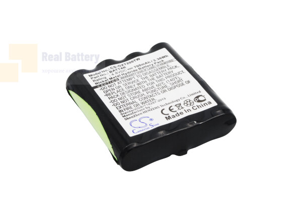 Аккумулятор CS-GXT200TW для Motorola TLKR-T3 4,8V 700Ah Ni-MH