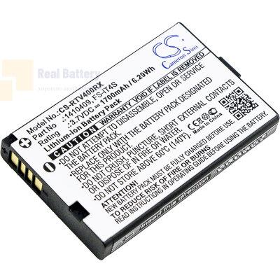 Аккумулятор CS-RTV400RX для Reely GT4 EVO 3,7V 1700Ah Li-ion