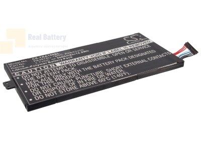 Аккумулятор CS-TRA100SL для Toshiba Regza AT1S0 3,7V 5000Ah Li-Polymer