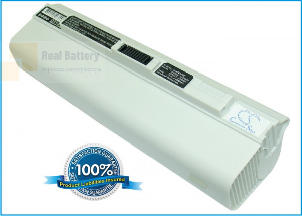Аккумулятор CS-ACZG7XB для Acer Aspire One 531  11,1V 8800mAh Li-ion
