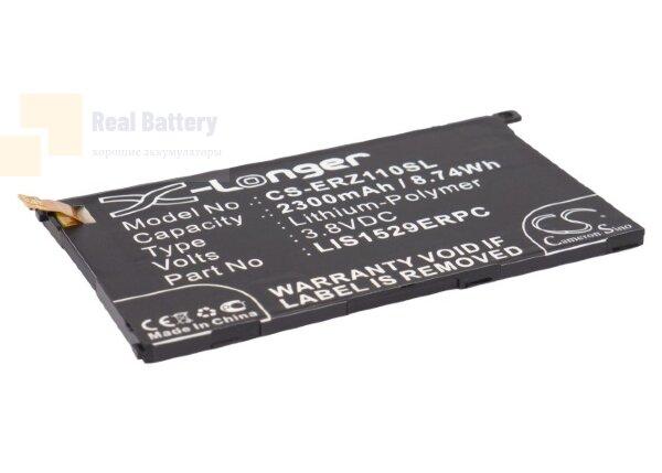 Аккумулятор CS-ERZ110SL для Sony Ericsson Amami 3,8V 2300Ah Li-Polymer