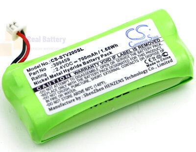 Аккумулятор CS-STV200SL для Stageclix Jack V2 Transmitter 2,4V 700Ah Ni-MH