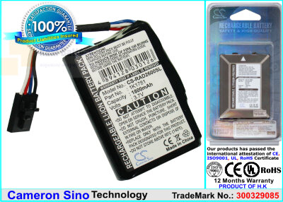 Аккумулятор CS-RAD2600SL для Unisys Aquanta ES2600 3,7V 1800Ah Li-ion