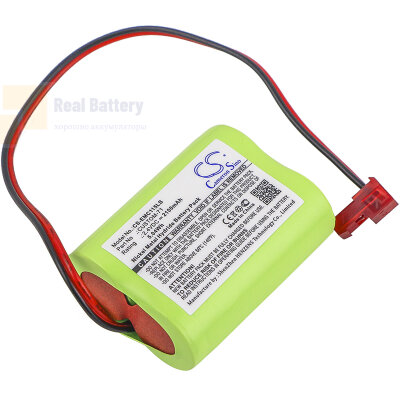 Аккумулятор CS-EMC115LS для Powercell PCHA4/5-2-SR-LC 2,4V 2100Ah Ni-MH