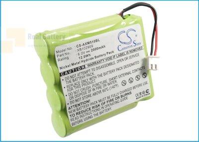 Аккумулятор CS-AXM510BL для Axalto 3W 6V 2000Ah Ni-MH