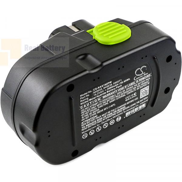 Аккумулятор для Kawasaki 19.2V Unisource 19,2V 2Ah Ni-MH CS-KAS192PW