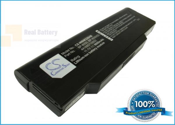 Аккумулятор CS-WBW320HB для Fujitsu Amilo L1310  11,1V 6600mAh Li-ion