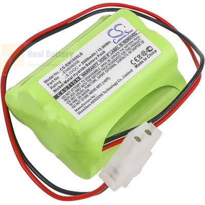 Аккумулятор CS-EMC600LS для Prescolite E1875-01-00 6V 2000Ah Ni-MH