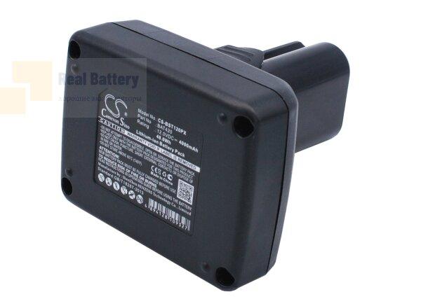Аккумулятор для Bosch 12-Volt Max Tools 12V 4Ah Li-ion CS-BST120PX