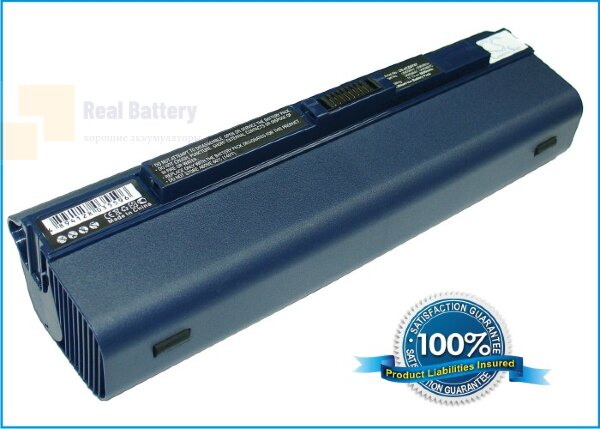 Аккумулятор CS-ACZG7XT для Acer Aspire One 531  11,1V 8800mAh Li-ion