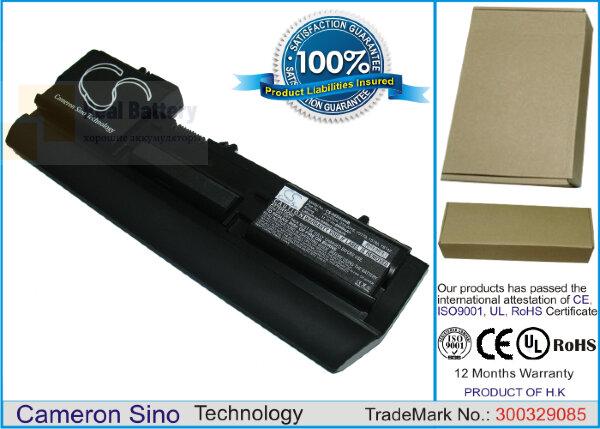 Аккумулятор CS-DED410HB для DELL Latitude D410 11,1V 6600mAh Li-ion